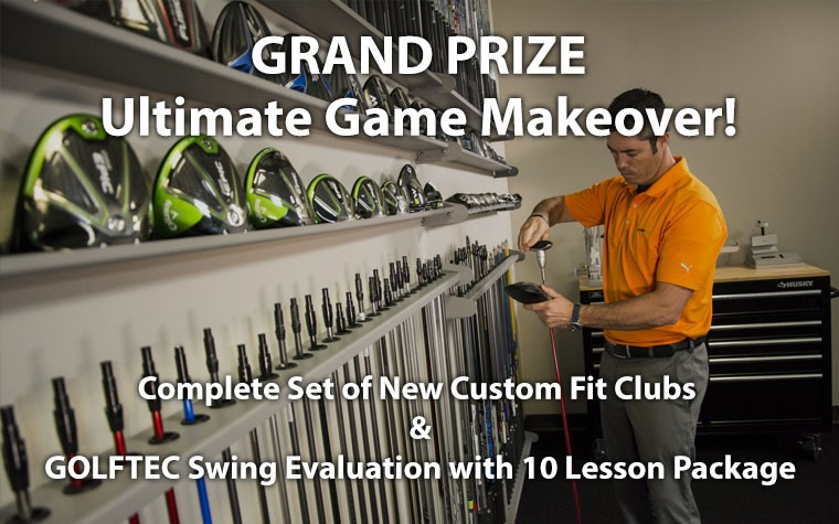Grand Prize - Ultimate Game Makeover